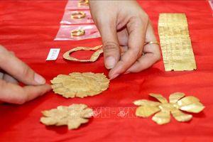 Văn hóa Óc Eo trên hành trình trở thành di sản quốc tế