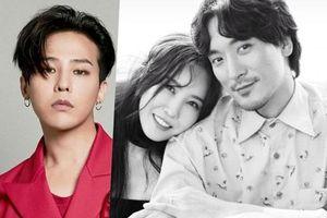 G-Dragon ủng hộ anh rể diễn viên bằng món quà bất ngờ