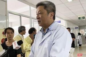 Thuốc dùng cho 2 sản phụ bị tai biến ở BV Phụ nữ Đà Nẵng từng được nhiều bệnh viện đề nghị thay thế
