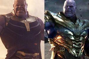 Marvel tiết lộ Thanos từng có tên gọi khác trong Avengers: Infinity War và Endgame