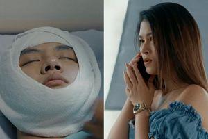 Ngọc Thanh Tâm nghi ngờ hợp đồng yêu đại gia, Duy Khánh bất ngờ gặp tai nạn trong tập 4 'Móng tay nhọn'