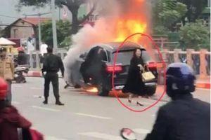 Tạm giữ hình sự nữ tài xế Mercedes gây tai nạn chết người ở Hà Nội