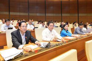Quốc hội miễn nhiệm Bộ trưởng Y tế Nguyễn Thị Kim Tiến và Chủ nhiệm Ủy ban Pháp luật Nguyễn Khắc Định