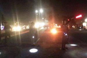 Sau tiếng động lớn, phát hiện thi thể nghi bị xe tông trên QL51