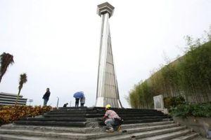 Philippines tốn gần 1 triệu USD xây tháp đuốc cho SEA Games 30