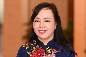'Bà Nguyễn Thị Kim Tiến đã tạo ra một số thay đổi tích cực trong Y tế'
