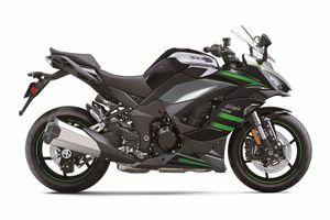 Kawasaki Ninja 1000SX 2020: Công suất 140 mã lực, giá gần 290 triệu đồng