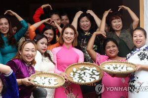 Hàn Quốc tăng cường bảo vệ cô dâu ngoại quốc