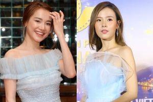 Nhã Phương, Midu diện đầm công chúa trên thảm đỏ LHP 2019