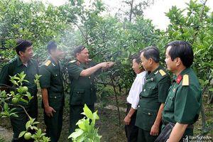 Phát huy truyền thống Bộ đội Cụ Hồ trên mặt trận mới