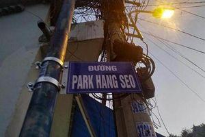 'Đường Park Hang-seo' ở TP HCM: Fan yêu mến... vẫn phải xử nghiêm 'kẻ' manh động?