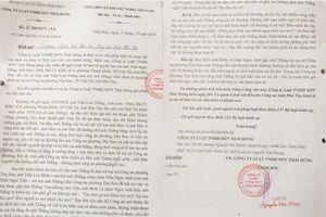 Kiến nghị khởi tố vụ người đàn ông tử vong sau khi đưa về trụ sở công an phường ở Phú Thọ