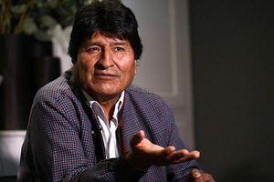 Bộ trưởng Nội vụ Bolivia cáo buộc cựu Tổng thống Morales tội 'khủng bố'