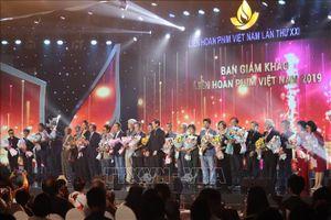 Khai mạc Liên hoan Phim Việt Nam lần thứ XXI