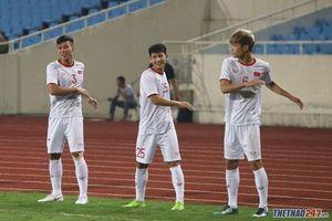 Tiền vệ Hoàng Đức chỉ ra điểm yếu của U22 Việt Nam