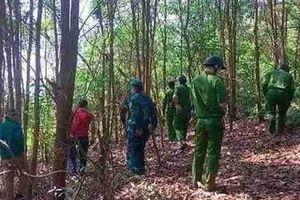 Hải Phòng: Truy bắt đối tượng khống chế nữ tài xế taxi rồi bỏ trốn lên núi