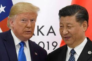 Ông Trump nói có thể phủ quyết dự luật Hong Kong
