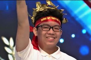 Nam sinh Hà Nội giành giải nhất tuần Olympia sau 4 vòng đều dẫn đầu