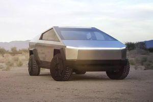 Tesla Cybertruck so với Ford F-150: Đắt đỏ và quá khác biệt