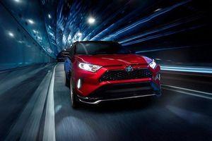 Chi tiết Toyota RAV4 Prime 2021: mạnh và tiết kiệm nhất
