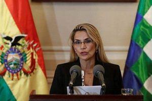 Quốc hội Bolivia đặt thời hạn cho chính quyền tổ chức tổng tuyển cử