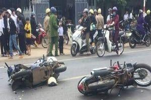Điều khiển xe máy ra đường, cụ ông 90 tuổi tử vong sau va chạm