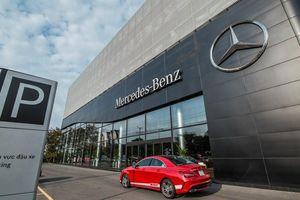 Khai trương đại lý Mercedes-Benz đạt chuẩn MAR2020 đầu tiên tại Việt Nam