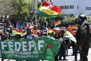 Nga: Mỹ có liên quan tới cuộc khủng hoảng đang diễn ra tại Bolivia