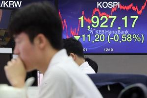 Hàn Quốc tiếp tục tụt bậc về xếp hạng vốn hóa thị trường chứng khoán