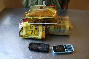 Bắt đối tượng mua bán trái phép 3 kg ma túy đá
