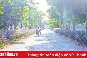 Dân vận khéo trong xây dựng nông thôn mới ở huyện Thiệu Hóa