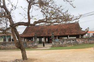 Đình làng xứ Thanh: Di sản văn hóa và câu chuyện bảo tồn (Bài 1): Nét đẹp không gian văn hóa làng quê