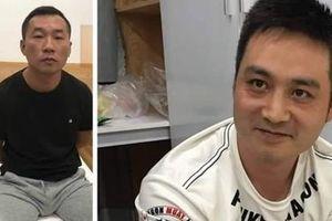 Bắt 5 con bạc bị Trung Quốc truy nã trốn ở Đà Nẵng