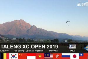 Sắp khởi tranh Giải thi đấu dù lượn Quốc tế đầu tiên tại Việt Nam