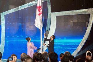 Kaity Nguyễn lộng lẫy như công chúa trên thảm đỏ LHP Việt Nam