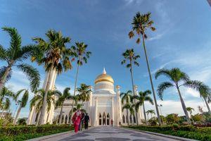 Tên đất nước Brunei có nghĩa là gì?