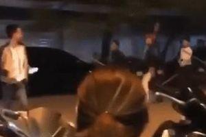 20 thanh thiếu niên ở đất Cảng hỗn chiến vì một cô gái