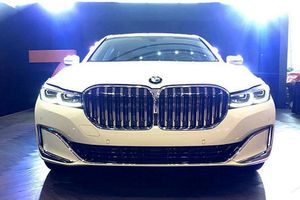 Cận cảnh BMW 7-Series 2020 gần 5,6 tỷ tại Việt Nam