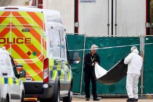 Thêm một người bị truy tố trong vụ 39 thi thể trong xe tải ở Anh