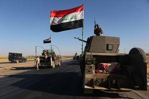 Iraq tăng cường các biện pháp an ninh ở biên giới với Syria
