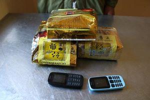 Nghệ An: Tóm gọn đối tượng đang mua bán trái phép 3kg ma túy