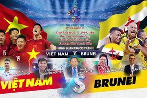Hoàng gia Brunei hứa thưởng hơn 300 tỷ để cầm hòa U22 Việt Nam trận đầu ra quân