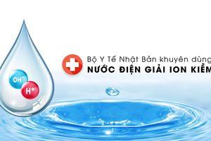5 điều lưu ý khi mua máy lọc nước điện giải bảo vệ sức khỏe