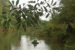 Phát hiện nam thanh niên chết nổi trên sông