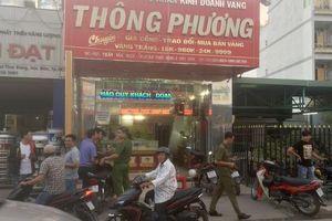 Danh tính kẻ cướp tiệm vàng táo tợn giữa ban ngày tại TP HCM