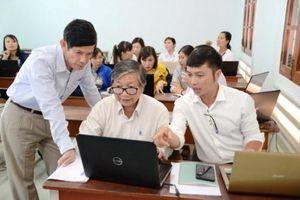 Trải lòng của một giáo viên về tập huấn chương trình mới