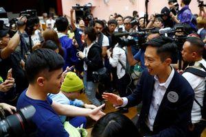 Bầu cử địa phương tại Hongkong: Phe dân chủ giành chiến thắng áp đảo