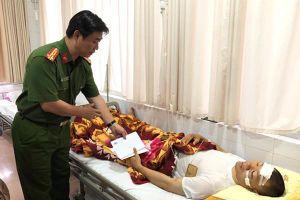 Tai nạn 2 nhà sư tử vong: 1 người trên xe container dương tính ma túy