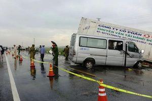 Xác định nguyên nhân vụ tai nạn thương tâm ở Quảng Ngãi