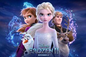 Bắc Mỹ 'hóa đá' với 'Frozen 2'